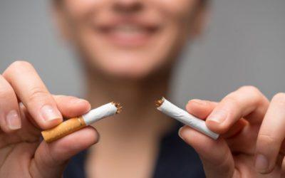 Je voudrais arrêter de fumer